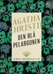 agatha christie den blå pelargonen novell