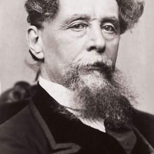 Charles Dickens rgb