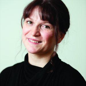 Merethe Lindstrøm, vinnare av Nordiska rådets litteraturpris 2012. Foto: Johannes Jansson