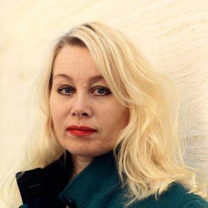 Potrait of Ann Heberlein