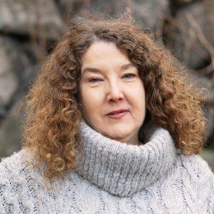 Portrait of Anna-Karin Palm