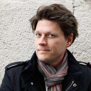 Portrait of Daniel Sjolin