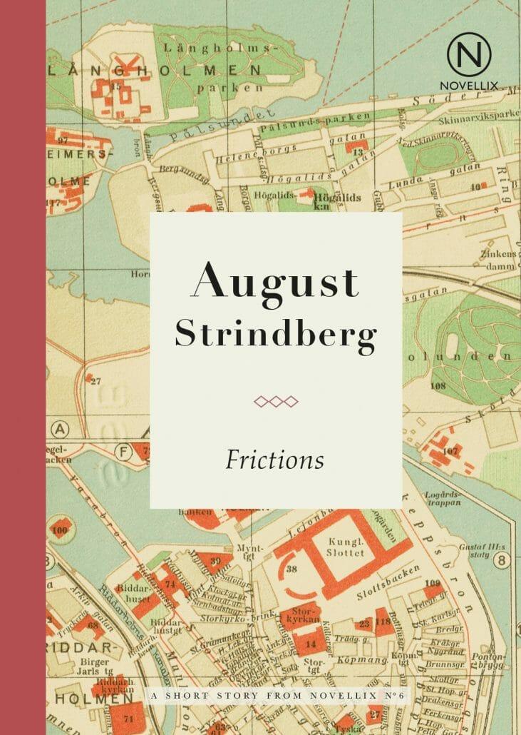 august strindberg frictions short story novell