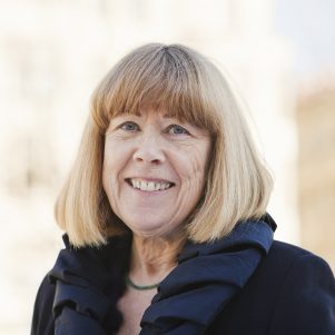 Author Inger Frimansson