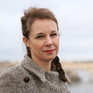 Portrait of Sara Stridsberg