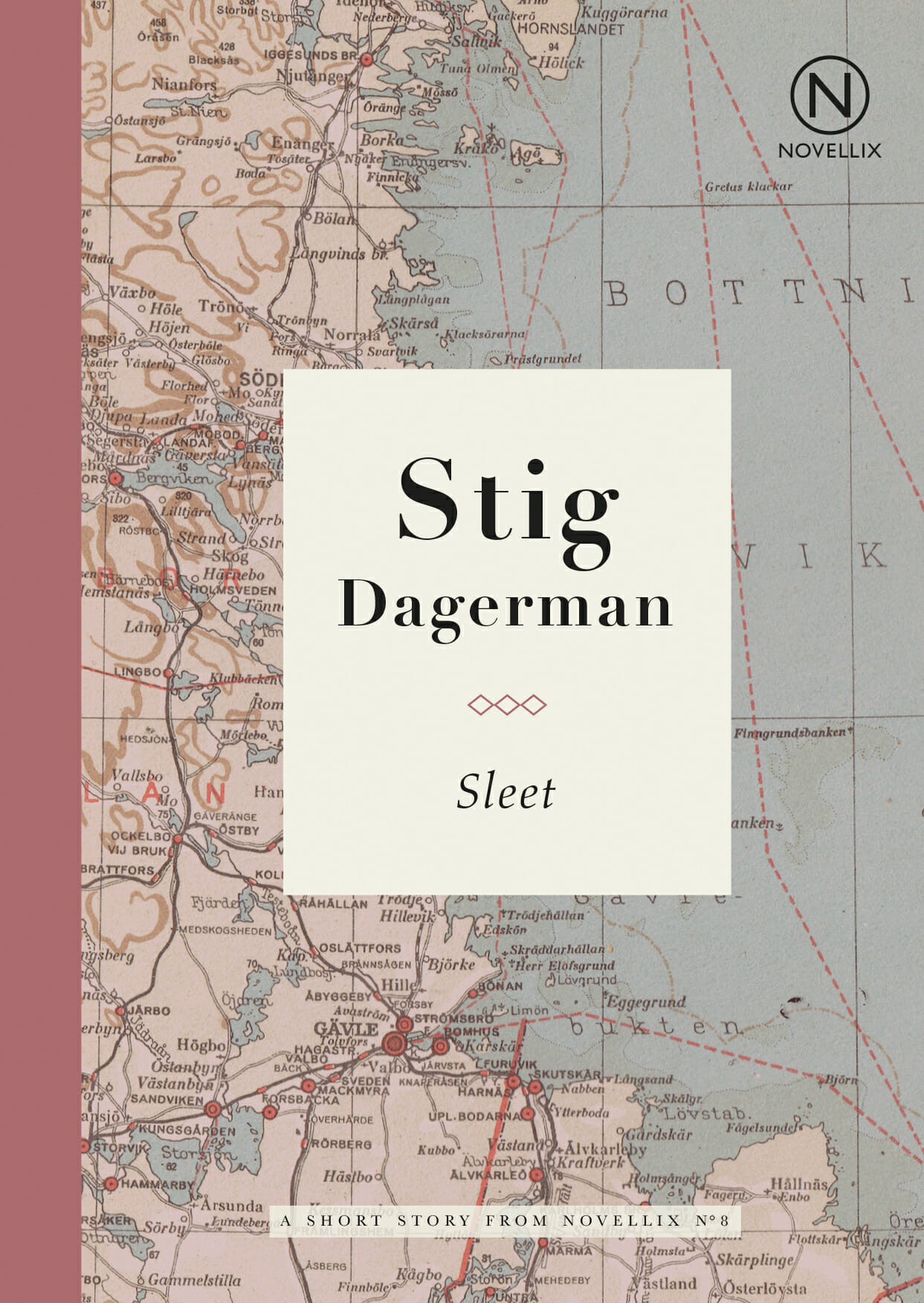 stig dagerman sleet short story novell