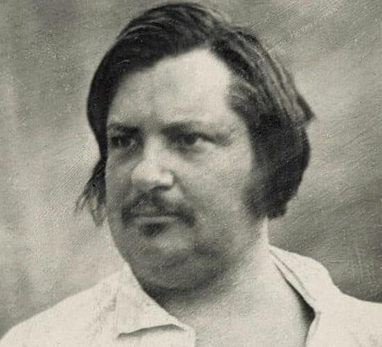 Honoré de Balzac, novellix, novell